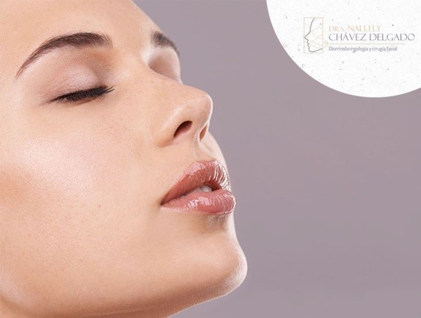 Dra Nallely corrige la desviación de tabique nasal