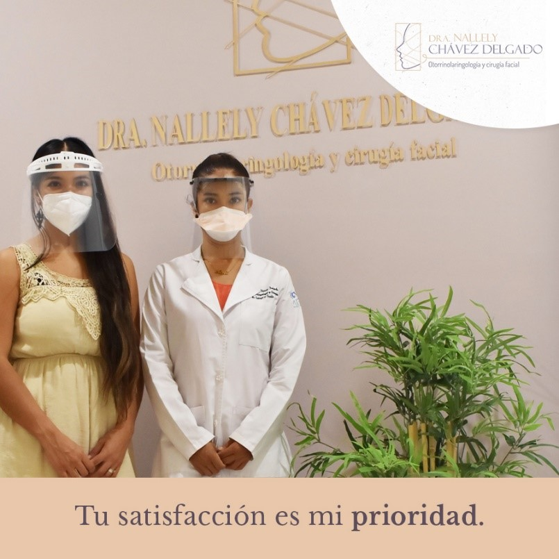 Dra. Nallely Chavez, Otorrinolaringólogo en Aguascalientes